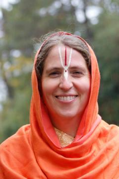 Swamini Prabhaavati Mata
